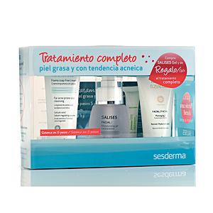 Set cosmétique pour le visage SALISES PACK ANTIACNE COFFRET Sesderma