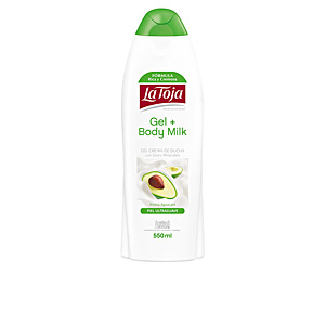 HIDROTERMAL gel + body milk aguacate 550 ml
