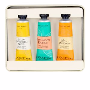 Skincare set CRÈMES MAINS SET L'Occitane