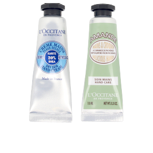 Kit Cosmetici CRÈMES MAINS LOTTO L'Occitane