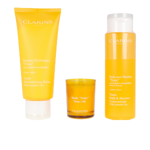 Shower gel RITUAL TONIC SET Clarins