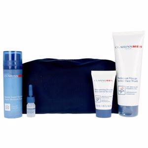 Skincare set MEN BAUME SUPER HYDRATANT  SET Clarins