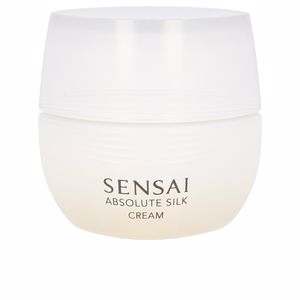 Efeito Flash SENSAI ABSOLUTE silk cream Kanebo Sensai