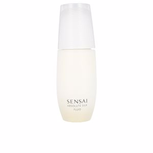 Face moisturizer SENSAI ABSOLUTE silk fluid Kanebo Sensai