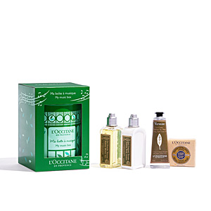 Bath Gift Sets - Skincare set VERVEINE SET L'Occitane
