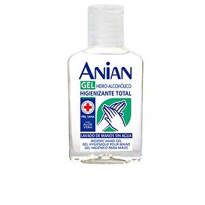 HIDRO-ALCOHÓLICO gel higienizante total manos 100 ml