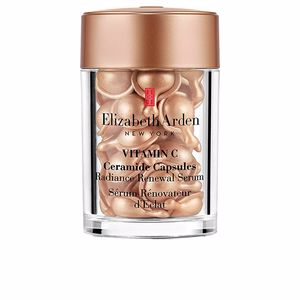 Antioxidant treatment cream CERAMIDE VITAMINE C capsules Elizabeth Arden