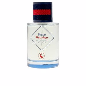 BRAVO MONSIEUR eau de toilette spray 75 ml