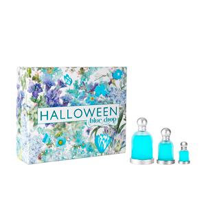 HALLOWEEN BLUE DROP lote 3 pz
