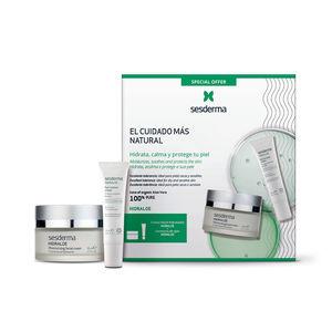 Skincare set HIDRALOE CREMA FACIAL SET Sesderma