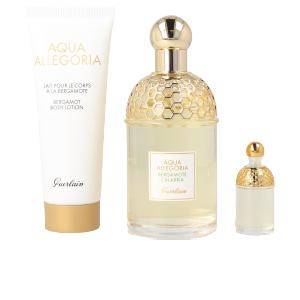 Guerlain AQUA ALLEGORIA BERGAMOTE CALABRIA SET perfume