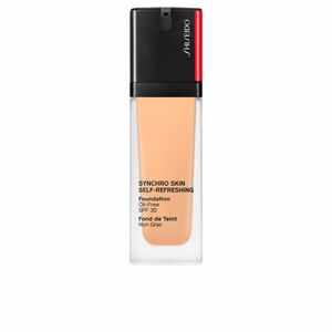 Base maquiagem SYNCHRO SKIN self refreshing foundation Shiseido