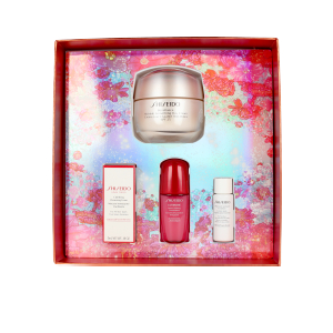 Hautpflege-Set BENEFIANCE WRINKLE SMOOTHING CREAM SET Shiseido