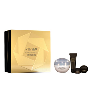 Set di cosmetici per il viso FUTURE SOLUTION LX DAY CREAM COFANETTO Shiseido