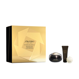 Skincare set FUTURE SOLUTION LX EYE & LIP SET Shiseido