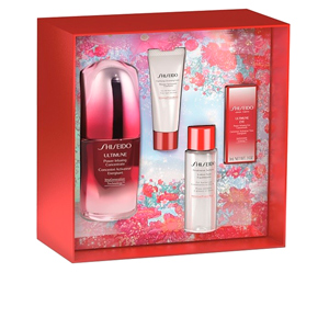 Set cosmétique pour le visage ULTIMUNE POWER INFUSING CONCENTRATE COFFRET Shiseido