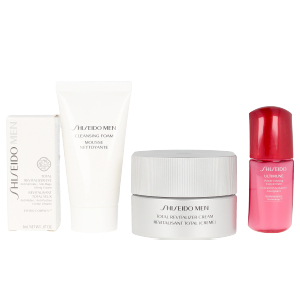 Hautpflege-Set MEN TOTAL REVITALIZER SET Shiseido