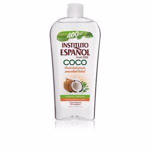 Hidratante corporal COCO aceite corporal Instituto Español