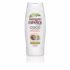 Body moisturiser COCO loción corporal Instituto Español