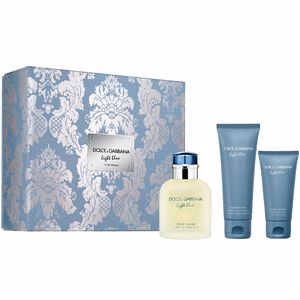 Dolce & Gabbana LIGHT BLUE POUR HOMME SET perfume