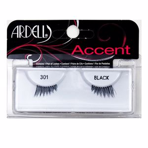 False eyelashes PESTAÑAS ACCENT #301-black Ardell