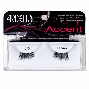 False eyelashes PESTAÑAS ACCENT #315-black Ardell