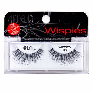 False eyelashes PESTAÑAS POCKET PACK #113-black Ardell