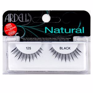 False eyelashes PESTAÑAS POCKET PACK #125-black Ardell
