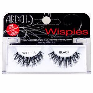 False eyelashes PESTAÑAS WISPIES #black Ardell