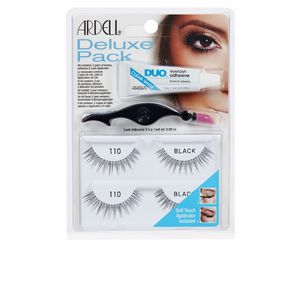 Falsche Wimpern KIT DELUXE PACK #110 SET Ardell
