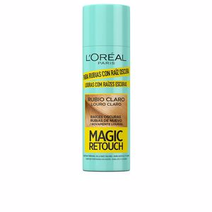 Root Touch Up MAGIC RETOUCH #9,3-rubio claro raiz oscura spray L'Oréal París