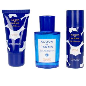 Acqua Di Parma BLU MEDITERRANEO ARANCIA DI CAPRI LOTE perfume