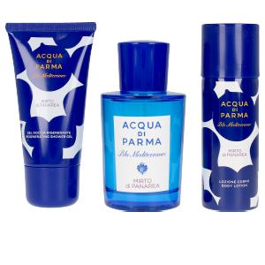 Acqua Di Parma BLU MEDITERRANEO MIRTO DI PANAREA LOTE perfume