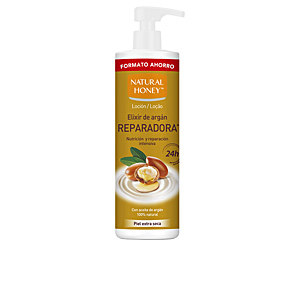 Hydratant pour le corps ELIXIR DE ARGAN cream oil Natural Honey