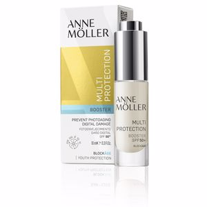 Antioxidative Behandlungscreme BLOCKÂGE multi-protection booster SPF50 Anne Möller