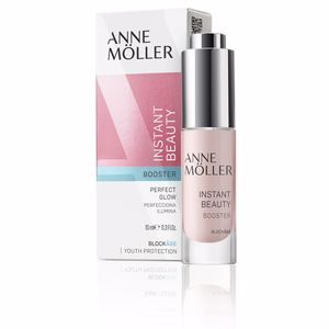Antifatigue facial treatment BLOCKÂGE instant beauty booster Anne Möller