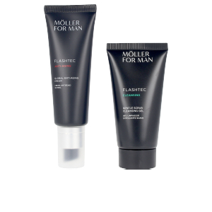 Anti aging cream & anti wrinkle treatment MÖLLER FOR MAN GLOBAL ANTI-AGING SET Anne Möller