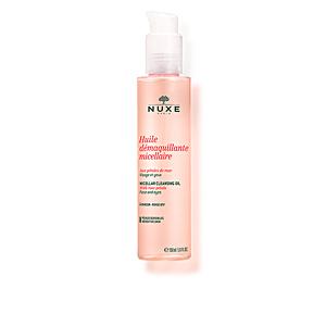 Nettoyant pour le visage PÉTALES DE ROSE huile démaquillante micellaire Nuxe