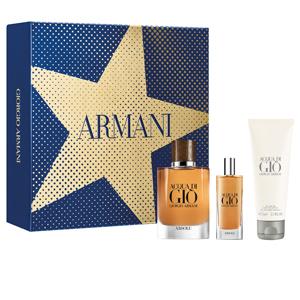 ACQUA DI GIÒ ABSOLU  SET Eau de Parfum Giorgio Armani