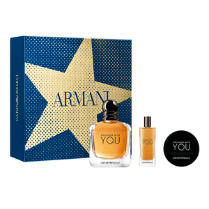 Giorgio Armani STRONGER WITH YOU  ZESTAW perfum