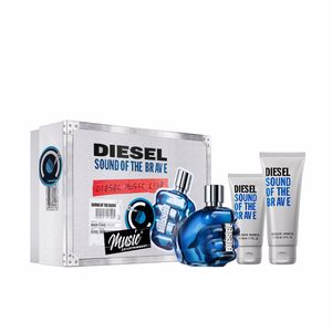 Diesel SPIRIT OF THE BRAVE COFANETTO perfume