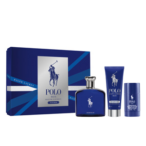 POLO BLUE set 3 pz
