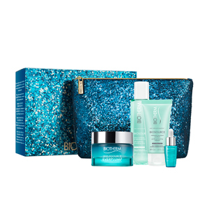 Skincare set AQUASOURCE EVERPLUMP SET Biotherm