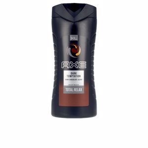 Bagno schiuma DARK TEMPTATION shower gel Axe