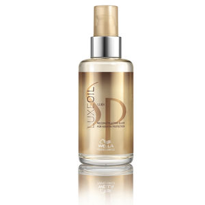 Hair moisturizer treatment - Hair repair treatment SP LUXE OIL reconstructive elixir System Professional