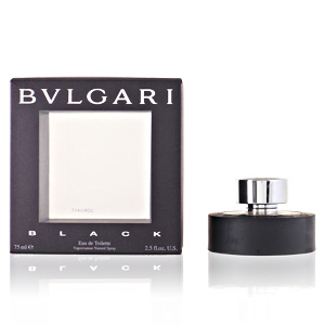 BVLGARI BLACK eau de toilette spray 75 ml