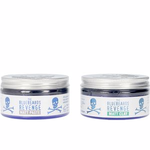Set coiffure TAME AND TEXTURE HAIR KIT COFFRET The Bluebeards Revenge