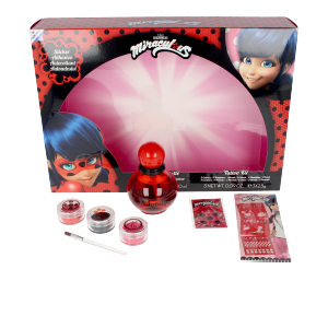 Cartoon MIRACULOUS LADYBUG SET perfum