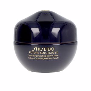 Körperfeuchtigkeitscreme - Straffend  FUTURE SOLUTION LX total regenerating body cream Shiseido