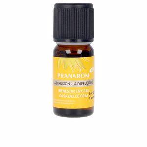 Aromaterapia LA DIFUSIÓN bienestar en casa Pranarôm